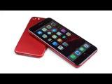 Делаем красный iPhone 7 Plus с черной лицевой панелью - PRODUCT (BLACK & RED)