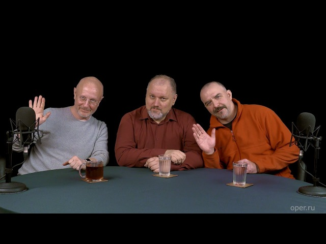 Разведопрос: Борис Юлин и Клим Жуков о православной культуре