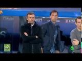 Lo que Luis Enrique decía justo antes del gol de Sergi Roberto ante PSG