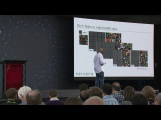 Deep learning at scale and use cases, Naveen Rao (Nervana)