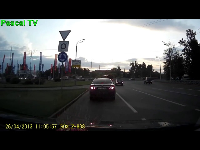 Пьяный везунчик в Казани