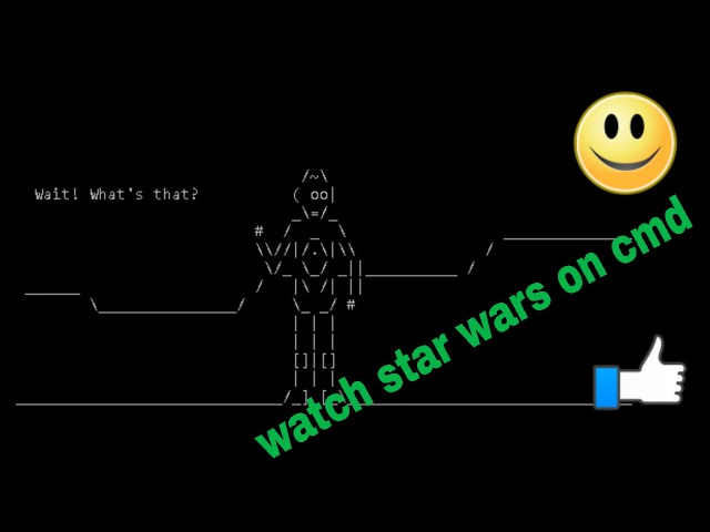 How to watch Star Wars on Command Prompt (Tech Tricks)