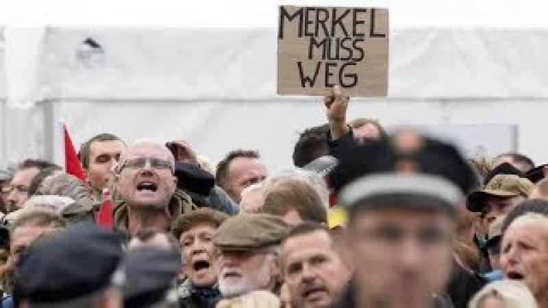 Ausgebuht im ganzen Land - Angela Merkel Wahlkampf 2017