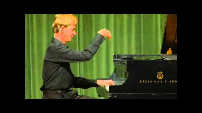 Anthony Olson plays Gottschalk's Variations on the Carnival of Venice