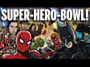 SUPER HERO BOWL TOON SANDWICH