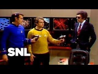 Star Trek: The Last Voyage of the Starship Enterprise - Saturday Night Live