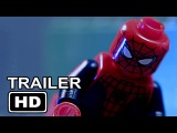 SPIDER-MAN: HOMECOMING - Official Trailer IN LEGO
