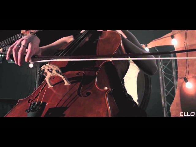 KTDT   Karri Toya in music video Quinta Essentia Standing in front of me