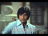 Самые первые кадры Митхуна Чакраборти в кино ,,Два незнакомца,, (Do Anjaane) 1976г