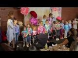 PREMIUM KIDS модный показ на семинаре Саши Зверевой