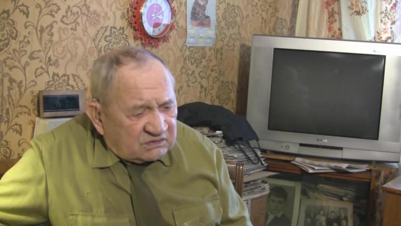 ОН БЫЛ НА ТОЙ ВОЙНЕ. Владимир Иванович Трунин, который на танке прошел всю войну от начала и до конца.