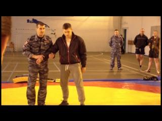 Курсанты в ЦПП ГУ МВД России по г. Москве