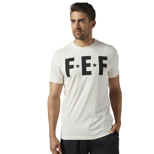 Спортивная футболка Reebok CrossFit F.E.F. Graphic