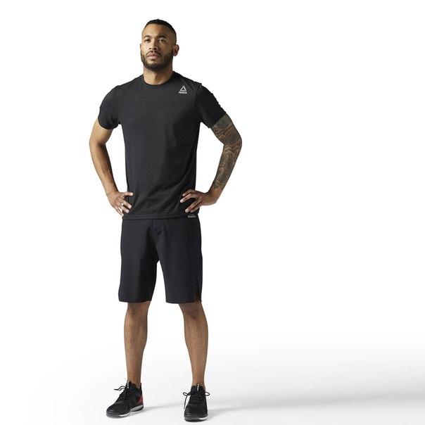Спортивная футболка LES MILLS BODYCOMBAT™ Dual Blend