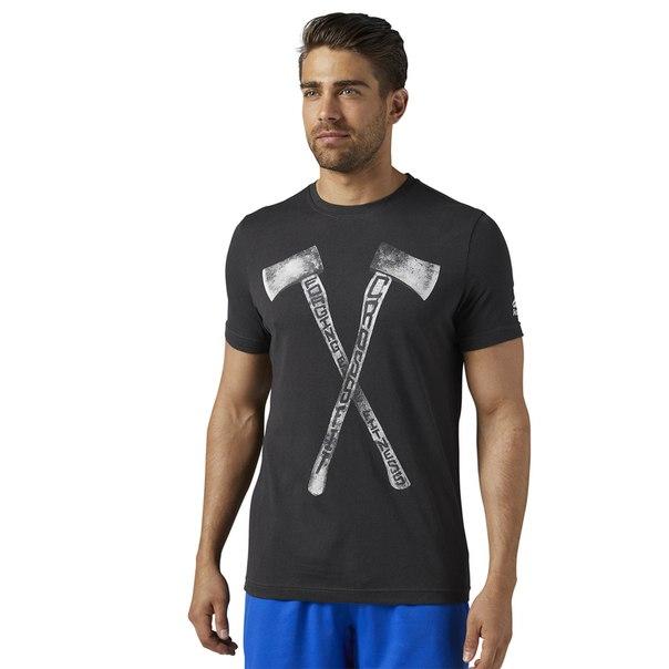 Футболка Reebok CrossFit Axe Graphic