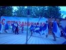 Танец Летите голуби . Танцуют Лиза с Гелей