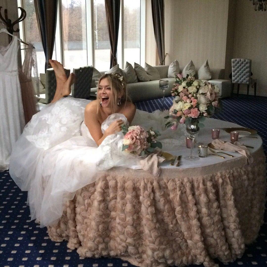 свадебное платье веры брежневой фото люди ломают