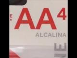 AA AAA AAAA - Батарейки