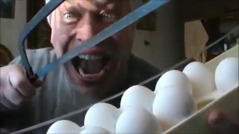 Юмор Прикол с яйцами