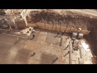 """Отчетный ролик о ходе строительства ЖК """"Фамильный Дом"""""""