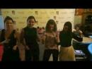 Девушки танцуют колумбийскую сальсу чоке! Очень круто! (Казань.)