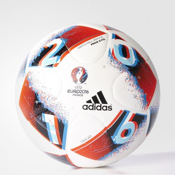 Футбольный мяч (подарочный)EURO16
