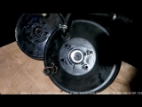 Замена гл. тормозного цилиндра и вак. усилителя тормозов - Nissan Patrol GR Y61