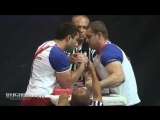 Хаджимурат ЗОЛОЕВ против Александр ГУСОВ  A1 RUSSIAN OPEN 2012 года