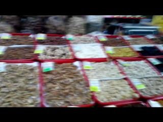 Рынок, где можно купить узбекскую глину.