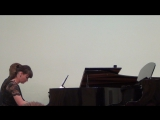 К. Черни Большая блестящая соната для фортепиано в 4 руки, 1ч