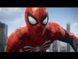 Marvels Spider-Man (PS4) 2017 E3 Gameplay
