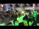 Fsb Show Udine Italy Macumba Dance Fitness Re Move Stage