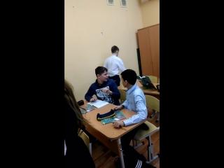 Когда Ольги Сергеевны нет в классе