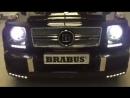Brabus - LED lights for G-class