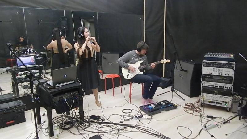 репетиция ПлатинаМ - Бьет бит