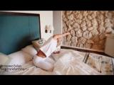 Йога в постели - Утренний комплекс Заряд энергии - Йога для начинающих