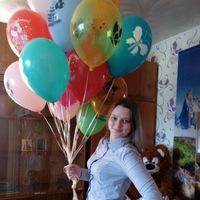 Анкета Маша Вьюнова