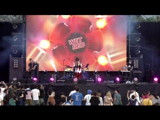 WET RED – Terrible Things (Live at Love Love Rock Festival, Taiwan)