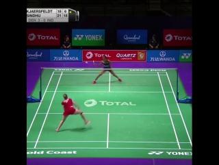 WS | Line Kjaersfeldt vs Pusarla V. Sindhu