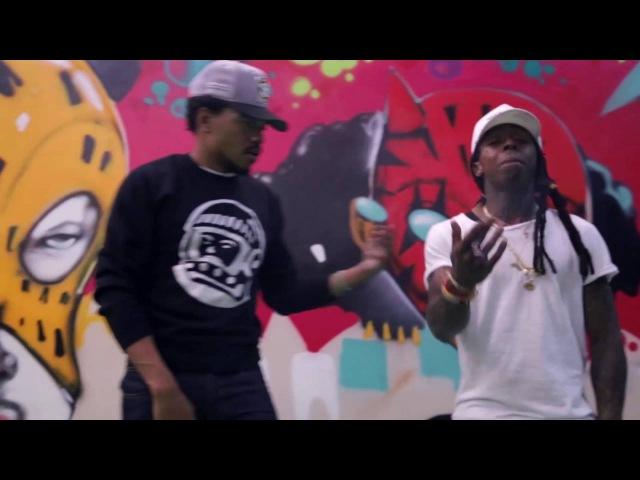 Chance the Rapper ft. 2 Chainz Lil Wayne - No Problem (Official Video)