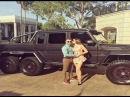 CANELO'S $1.3 MILLION MERCEDES-BENZ BRABUS G63 6x6 TRUCK ONLY 200 IN THE WORLD