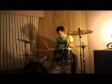 Zdob Si Zdub - DJ Василий (Drumm Cover)