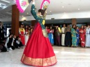 Traditional Korean dance presented by KOICA (Korea International Cooperation Agency) in Tunisia