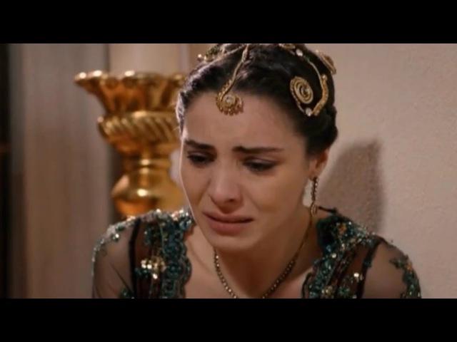 Реакция Махидевран на свадьбу Повелителя с Хюррем