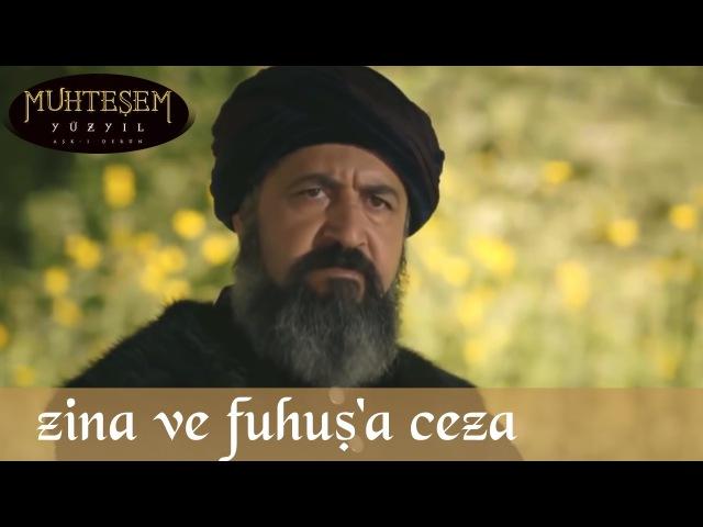 Zina ve Fuhuş'a Ceza Muhteşem Yüzyıl 100 Bölüm
