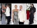 Prince Albert and Princess Charlene - Red Cross Ball 2017 - Bal de la Croix Rouge