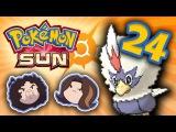 Pokemon Sun Zany Z-Powers! - PART 24 - Game Grumps