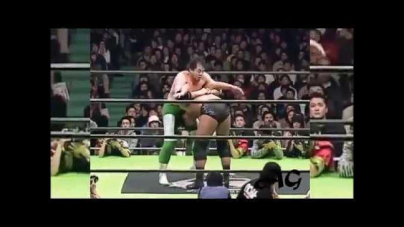 Mitsuhara Misawa vs Kenta Kobashi NOAH 2003 Highlights
