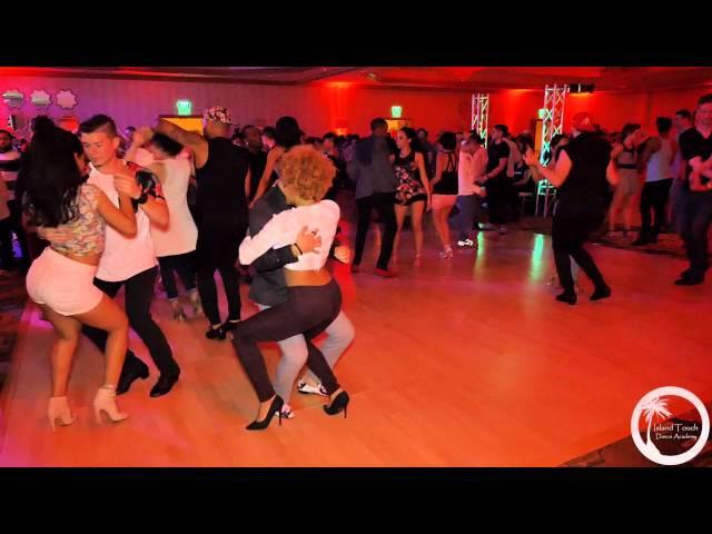 Salseras dancing Bachata Episode 2