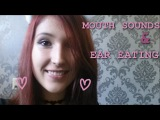 ASMR - EAR EATING / WET MOUTH SOUNDS ~ Kitten Devours Your Ears, Omnomnom, Mouthsounds & Licking ~